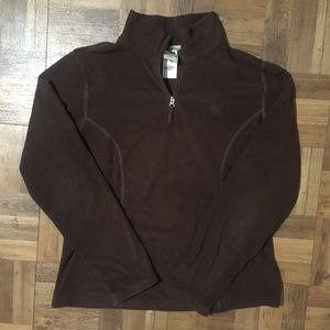 The North Face Women's Brown Sweater Size Large